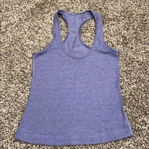 Lululemon fitted crop tank Sz 2, no tag